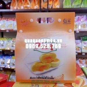 Bánh pía kim sa đậu xanh túi 3D