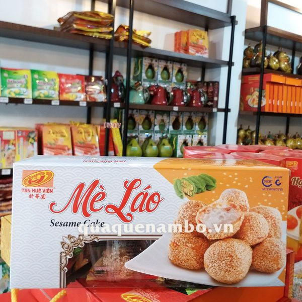 Bánh mè láo truyền thống Tân Huê Viên 300g