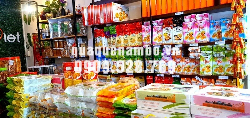 đại lý bánh pía Tân Huê Viên tại HCM chính hãng